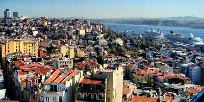 AKP iktidarının 16 yıllık bilançosu: 2.3 milyar metrekare beton!