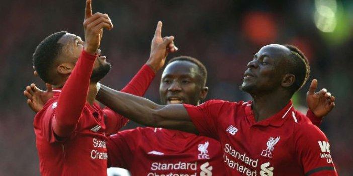 Liverpool yeniden liderliğe yükseldi