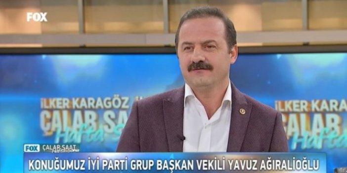 """Yavuz Ağıralioğlu: """"Vatandaşa ruhsatlı tabut veriyorlar"""""""