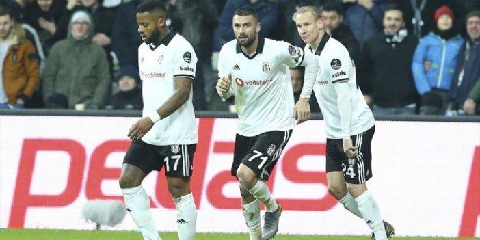 Beşiktaş'ta şampiyonluk umutları arttı