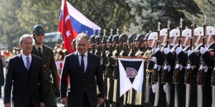 Rus Bakan'dan Suriye açıklaması