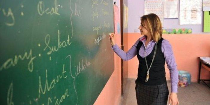Sözleşmeli öğretmen alımındaki mülakat iddiaları Meclis gündeminde