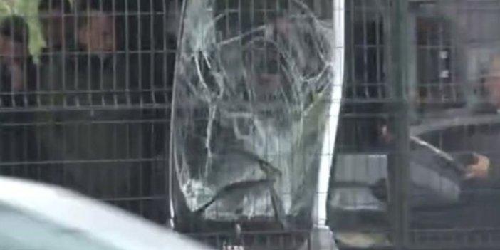 Beylikdüzü'nde metrobüsler çarpıştı