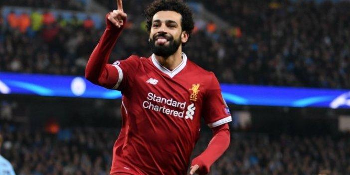 Muhammed Salah'a Juventus kancası
