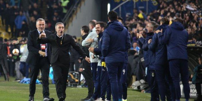 Fenerbahçe - Zenit 1-0 (Maç Özeti)