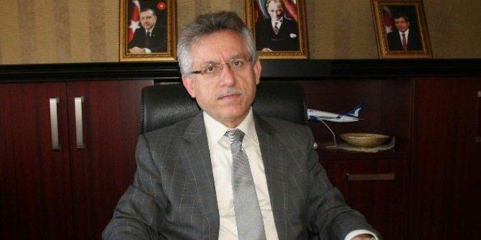 Yozgat Belediye Başkanı AKP'den istifa etti
