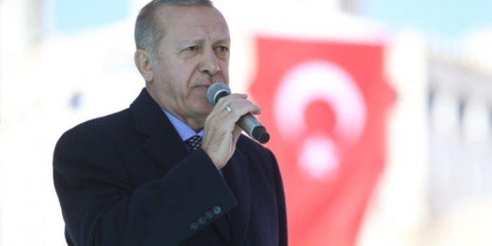 Cumhurbaşkanı Erdoğan ve Özhaseki arasında ilginç diyalog!