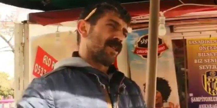 """Pazarcıdan tanzim satış tepkisi: """"Ben daha ucuza satarım"""""""