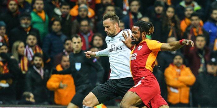 Galatasaray'a Avrupa şoku!