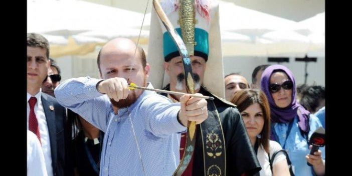 Bilal Erdoğan'ın vakfına hibe edilen alana protokol yapılmadan tabela asıldı!