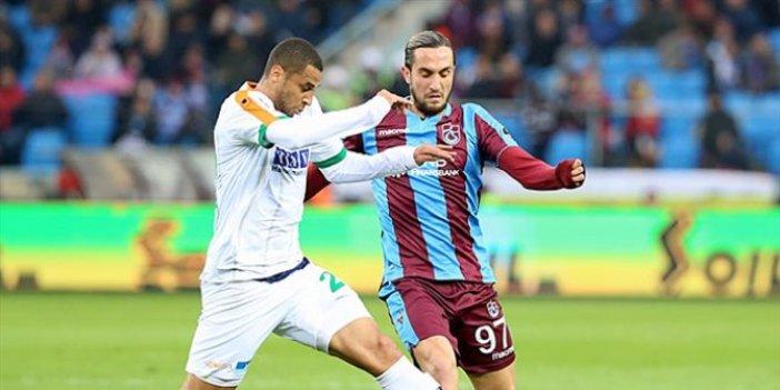 Trabzonspor'a kendi evinde ağır darbe
