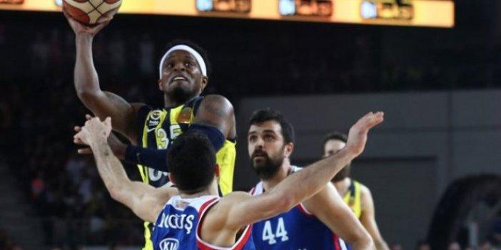 Türkiye Kupası'nı Fenerbahçe kazandı!