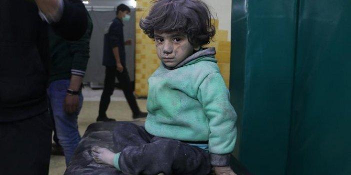 'Suriye'deki kimyasal saldırıların yüzde 98'ini rejim düzenledi'