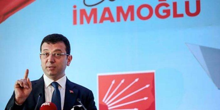Ekrem İmamoğlu ulaşım projelerini açıkladı