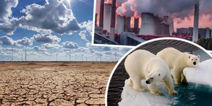 Karbon salınımı, dünya tarihinin en yüksek seviyelerinde!