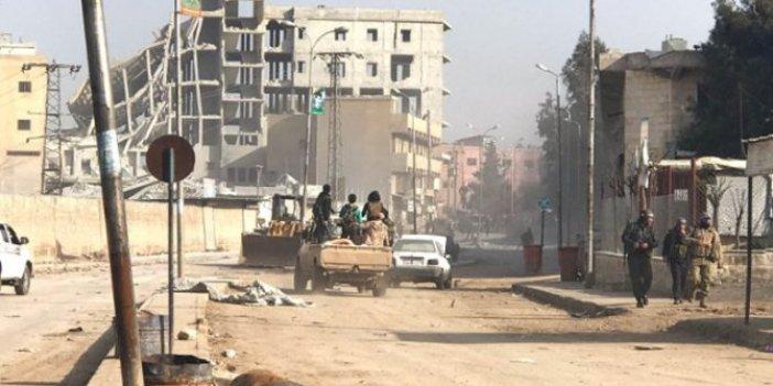 Afrin'de bombalı araçla saldırı