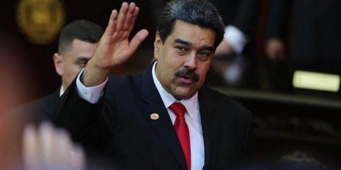 Maduro 24 saat süre verdi