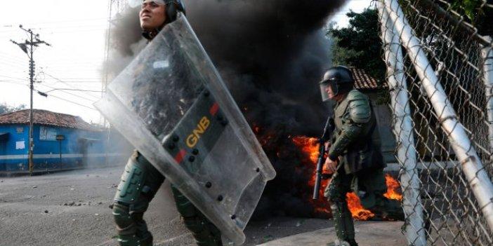 ABD'den Venezuela için yeni hamle