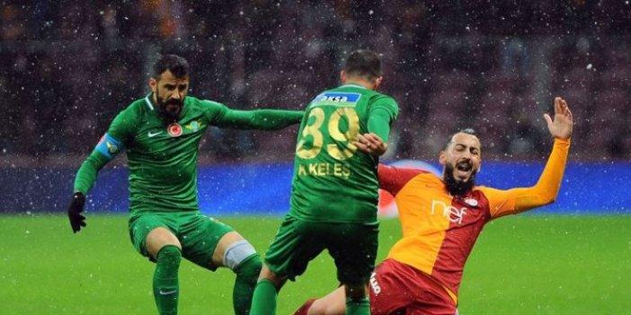 Mitroglou Galatasaray'da ilk golünü attı