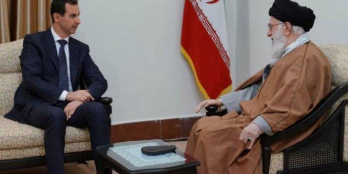 İran Cumhurbaşkanı Ruhani Esad ile görüştü