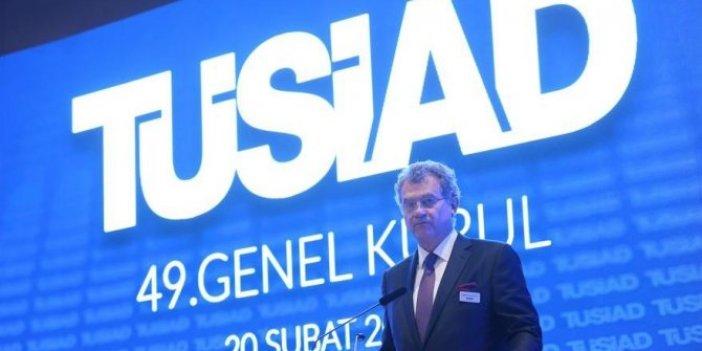 """TÜSİAD Yönetim Kurulu Başkanı Simone Kaslowski: """"Ekonomimiz küçülüyor"""""""