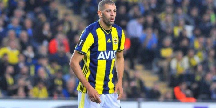 Fenerbahçe'de Slimani defteri kapandı!