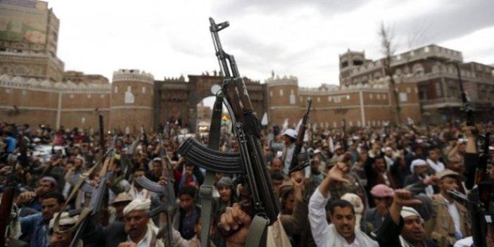 Yemen'deki saldırıda 5 çocuk öldü