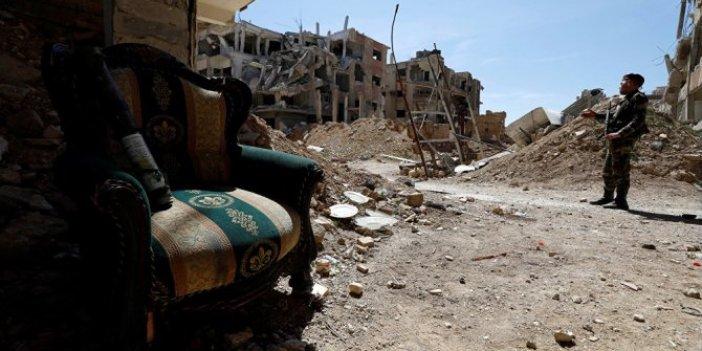 Suriye'de kimyasal saldırı iddiası