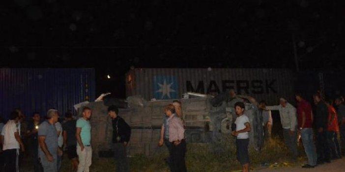 Tren kazasının bilirkişi raporunda TCDD asli kusurlu çıktı