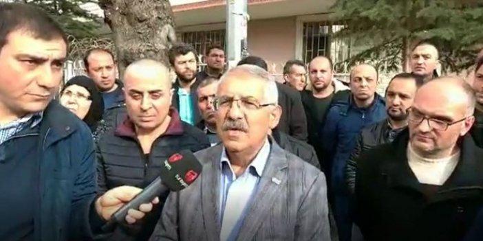"""Fahrettin Yokuş: """"İşçileri mağdur edenler haramzadelerdir"""""""