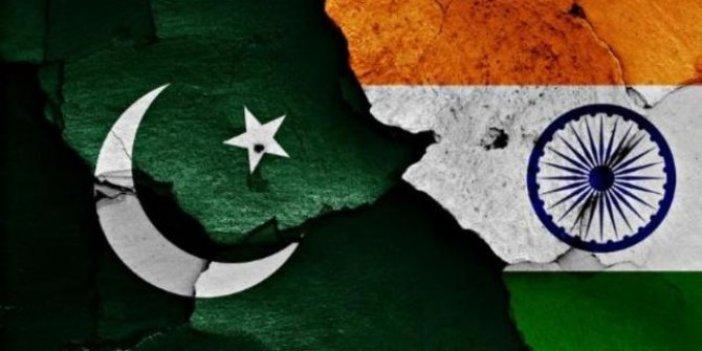 Pakistan ile Hindistan güçleri çatıştı