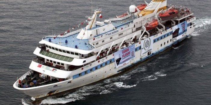 Mavi Marmara anlaşmasında gizli madde iddiası