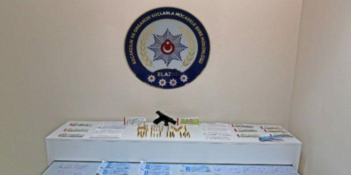 Elazığ'da tefecilere operasyon: 12 gözaltı
