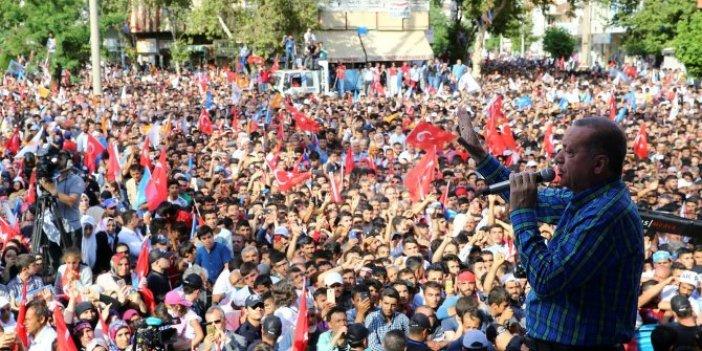 """AKP'ye yakın anket şirketi: """"İktidar sürekli oy kaybediyor"""""""