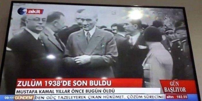 'Atatürk'ün hatırasına hakaret' davasına beraat!