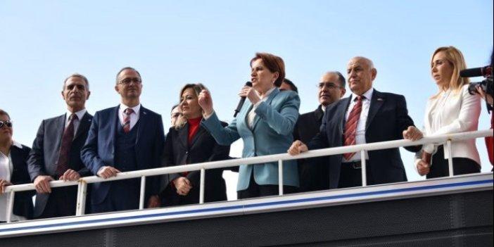 """Meral Akşener'den o sözlere sert tepki: """"Türk devletini iki paralık ettiniz"""""""