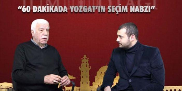 """MHP Yozgat adayı: """"İyi ki AKP'den istifa etmişim"""""""