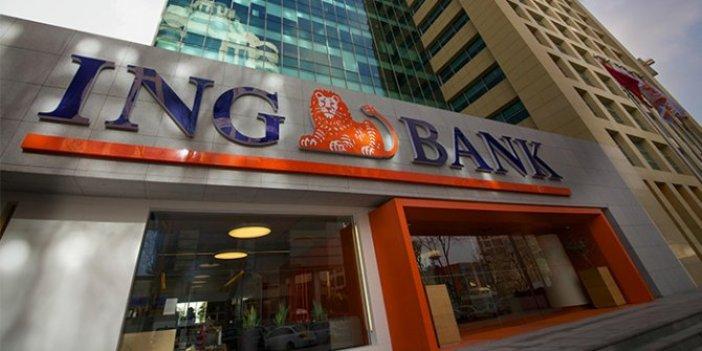 ING Bank'tan ''sızıntı'' açıklaması