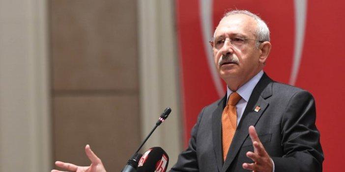 """Kemal Kılıçdaroğlu: """"Bedava uçak için fabrikayı sattılar"""""""