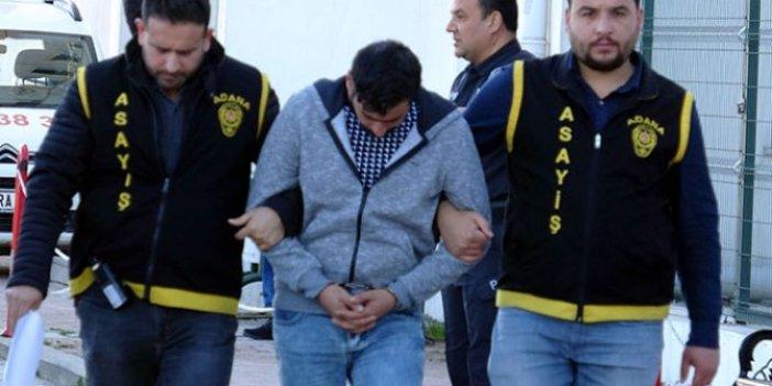 İstanbul'da dolandırıcılık yapan sahte polis, Adana'da yakalandı