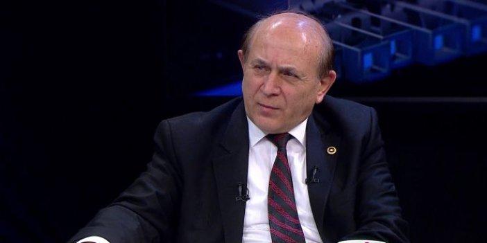 "Türkkan'dan Kuzu'ya sert eleştiri ""Sen ve zeka"""