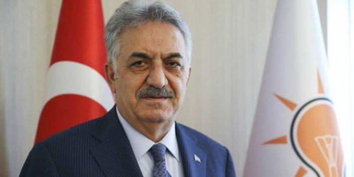 """AKP'li Hayati Yazıcı ittifakı yok saydı: """"AKP'nin adayına oy vereceksiniz"""""""