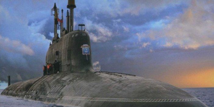 ABD'nin yaptırım tehdidine rağmen Rusya'dan nükleer denizaltı alacak