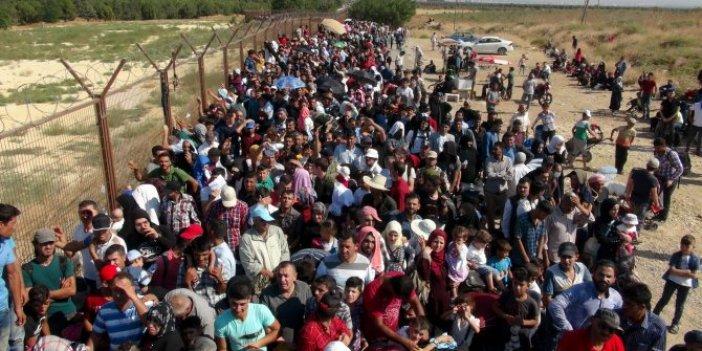 """""""AKP'ye ders verilmezse Suriyeliler vatandaş olur"""""""