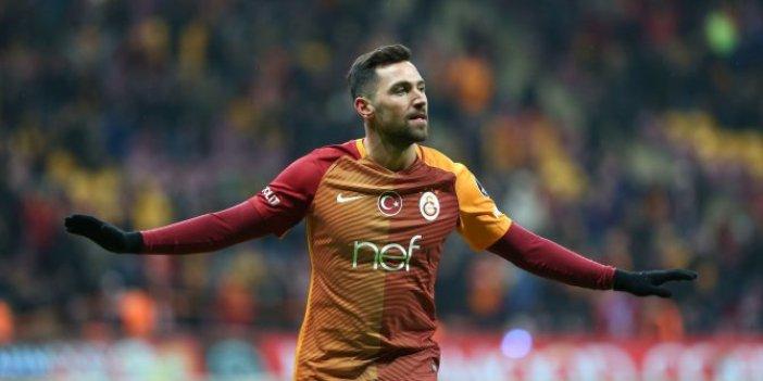 Sinan Gümüş, Galatasaray yönetiminin sözleşme teklifini kabul etmedi