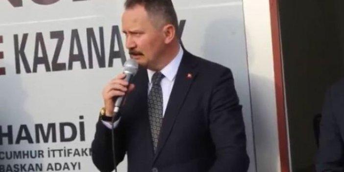 """AKP'li adaydan Erdoğan'a: """"Afrika'nın da lideri"""""""
