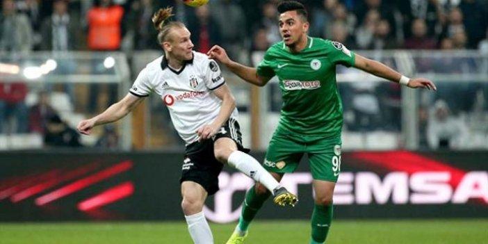 Beşiktaş galibiyeti son dakikada kaptı!