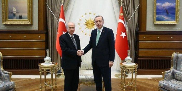 Erdoğan sözde çözüm sürecinde Bahçeli'ye ne demişti?