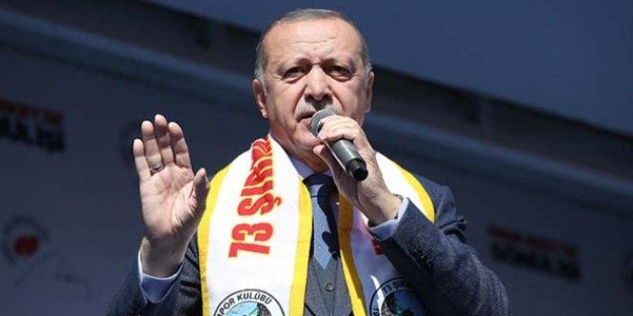 Cumhurbaşkanı Erdoğan'dan Suriyeli sığınmacı açıklaması