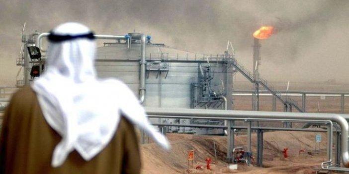 Suudi Arabistan'dan petrol üretimi kesintisi
